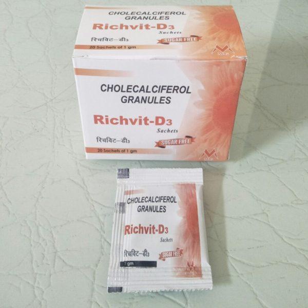 RICHVIT D3 SACHET