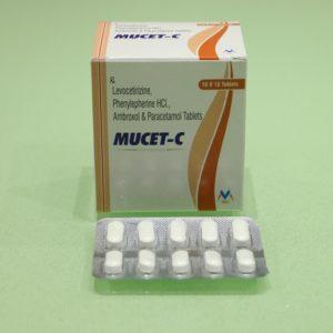 MUCET -C