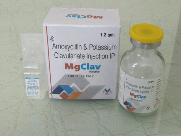 MGCLAV INJ.1