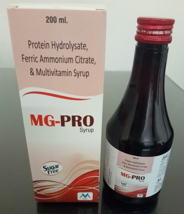 MG-PRO SYRUP