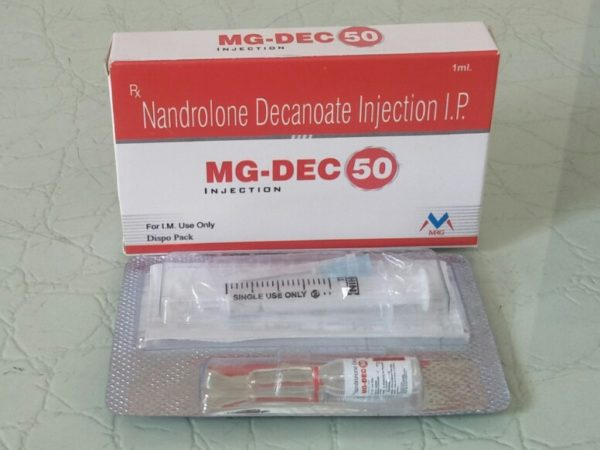 MG-DEC-50 INJECTION
